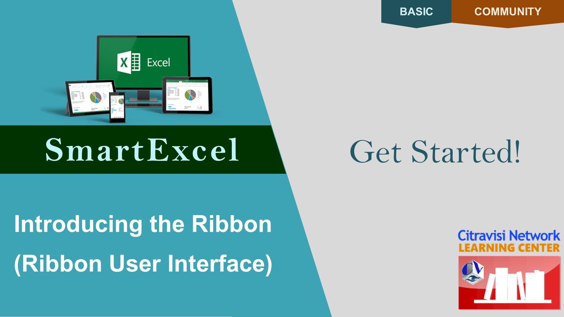 MSXL16-1B0301, Ribbon User Interface